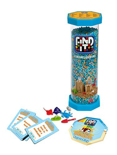 The Original Hidden Object Search Adventure Beach Game