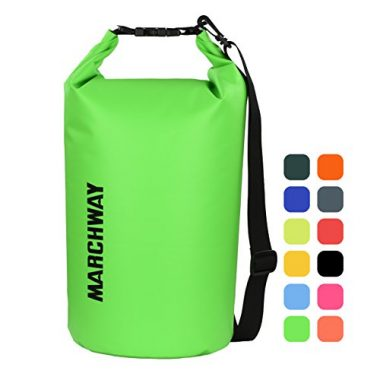 Floating Waterproof Dry Bags by MARCHWAY