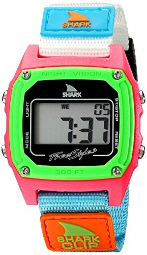 Freestyle USA Shark Clip Watch