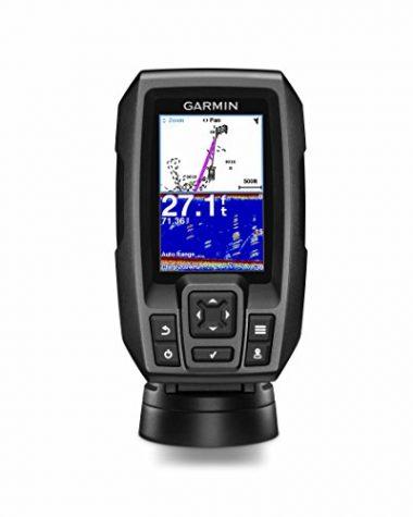 Striker 4 Built-In GPS Fish Finder By Garmin