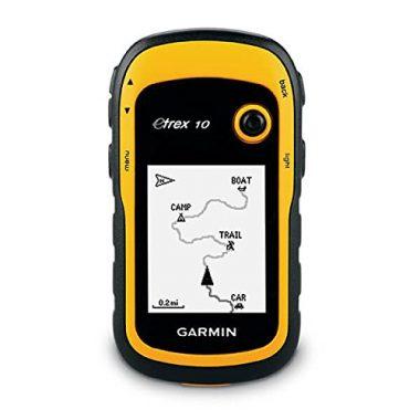 Garmin eTrex 10 Worldwide Handheld Kayak GPS