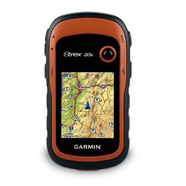 Garmin eTrex 20x Kayak GPS