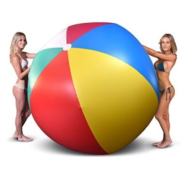GoFloats Giant Inflatable Beach Ball