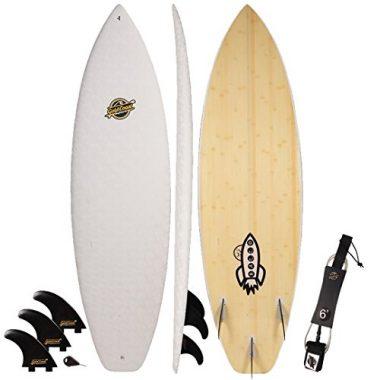 Gold Coast Hybrid Soft Top Surfboard