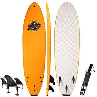 Gold Coast Soft Top Surfboard