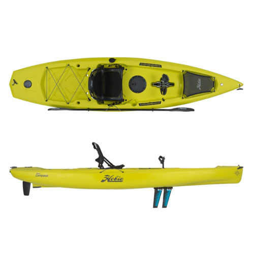 Hobie Mirage Compass Sit-On-Top Fishing Kayak