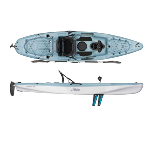 Hobie Mirage Passport 12 Pedal Fishing Kayak