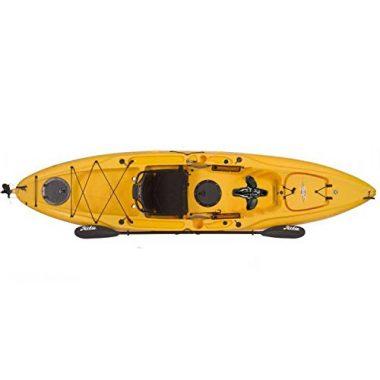 Hobie Mirage Outback Kayak Papaya