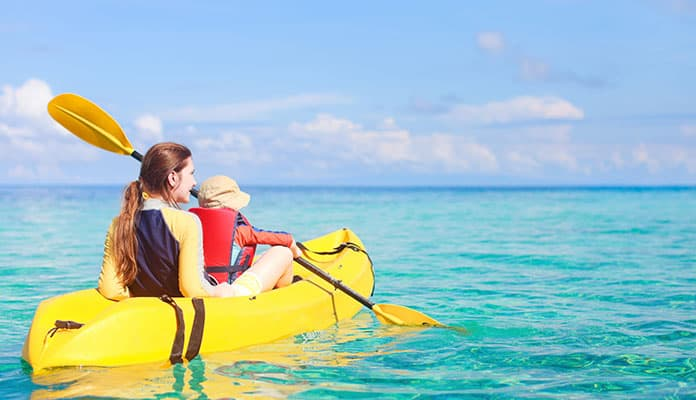 How-To-Kayak-In-The-Ocean