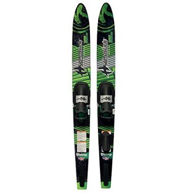 Hydroslide Adult Victory Water Skis Combo Pair