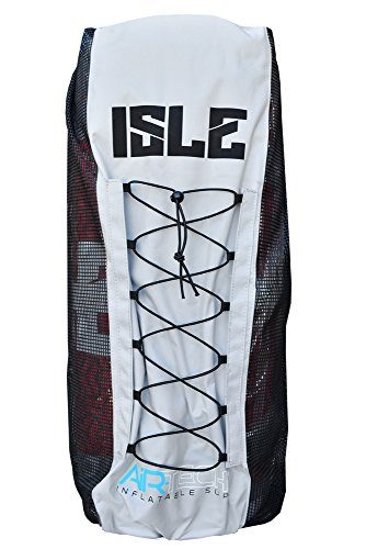ISLE Inflatable SUP Carrying Bag – Fits any iSUP up to 12'6 | Convenient Backpack Style