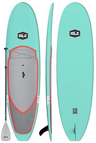 ISLE Versa Epoxy Paddle Board For Yoga