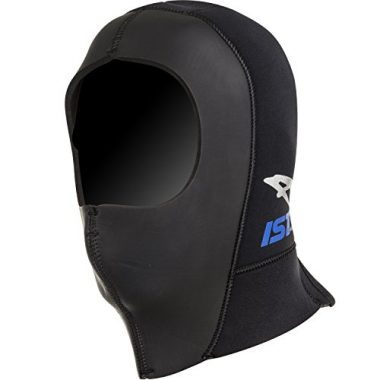 IST Proline HDN0250 Super Stretch Neoprene Dive Hood with Zip Back