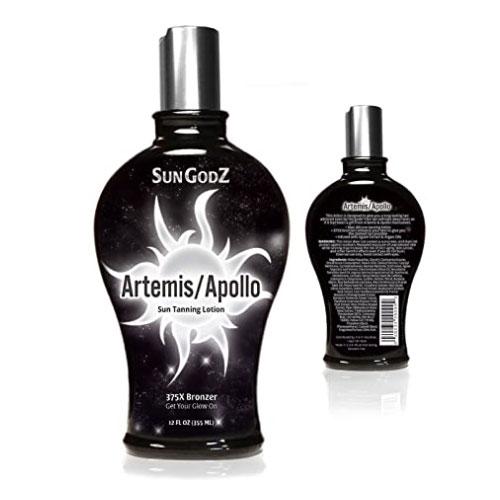 Sun Godz Indoor Bronzer Tanning Lotion