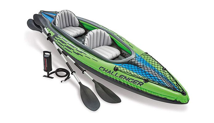 Intex Challenger K2 Tandem Kayak