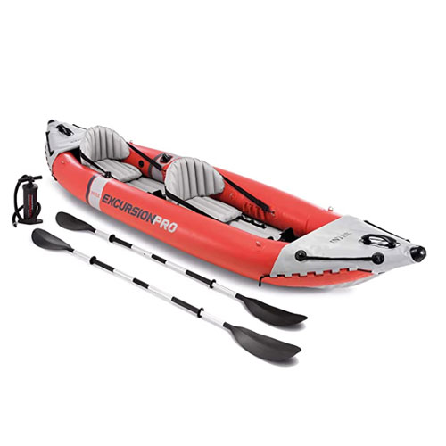 Intex Excursion Pro Inflatable Fishing Kayak