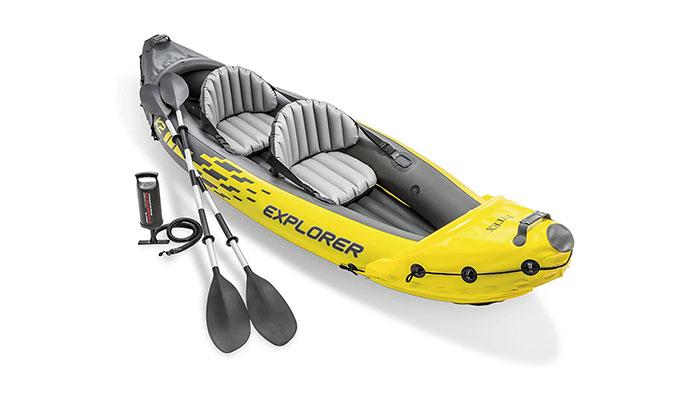 Intex Explorer K2, Sit-Inside Tandem Kayak