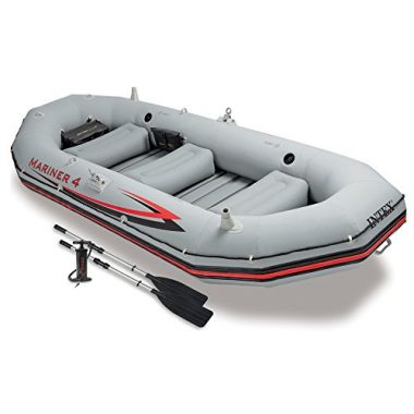 10 Best Inflatable Boats In 2019 [Buying Guide] Reviews
