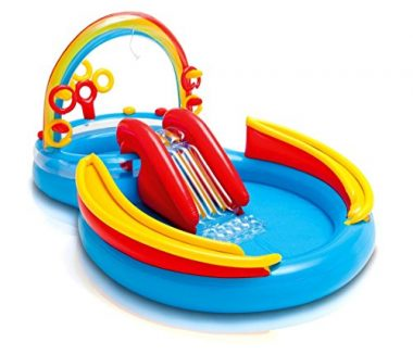 Intex Rainbow Inflatable Play Center Water Toy