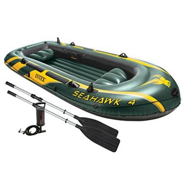 Intex Seahawk 4-Person Inflatable Boat