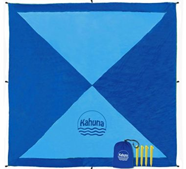 Next Gen Parachute Beach Blanket By Kahuna