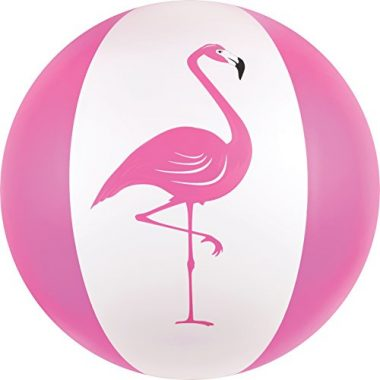 Jumbo Pink Kangaroo Beach Ball