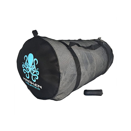 Kraken Aquatics Mesh Duffel Gear Dive Bag
