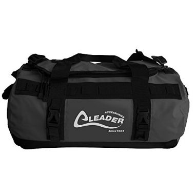 Deluxe Water Resistant Duffel Bag By Leader Accessories