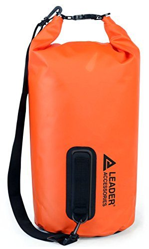 Leader Accessories - Heavy Duty Vinyl Waterproof Dry Bag a353565149248