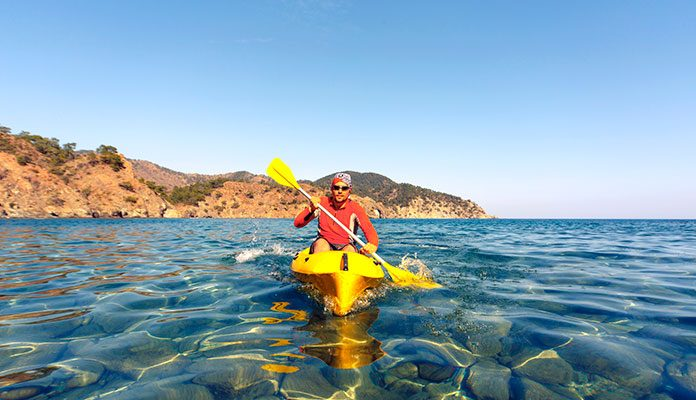 Learn How To Kayak | A Step By Step Beginners Guide - Globo Surf