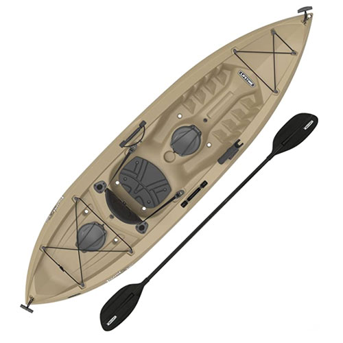 Lifetime Tamarack Angler 100 Fishing Sit-On-Top Kayak