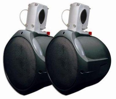 MCM Custom Audio Marine Wakeboard Towers Speakers