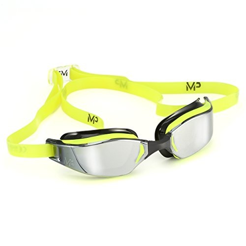 Michael Phelps XCEED Smoke Lens Swimming Goggles