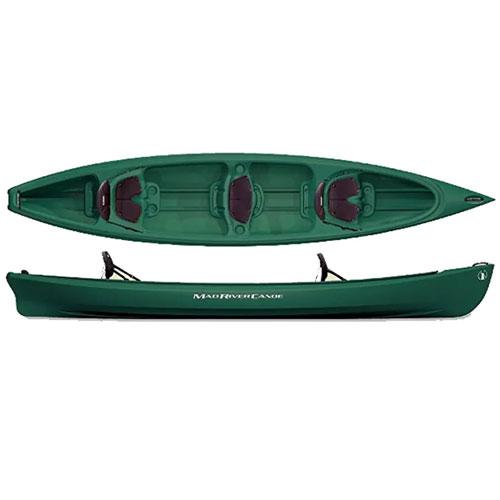 Mad River Adventure 16 Square Stern Canoe