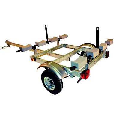 XtraLight 4 Kayak Stack Trailer Package by Malone