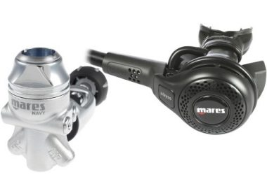 Mares Abyss 22 Navy II Scuba Regulator
