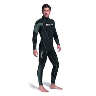 Mares Mens Flexa 5.4.3 Full Wetsuit