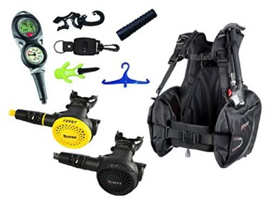 Mares Scuba Diving Octo Complete Scuba Gear Package