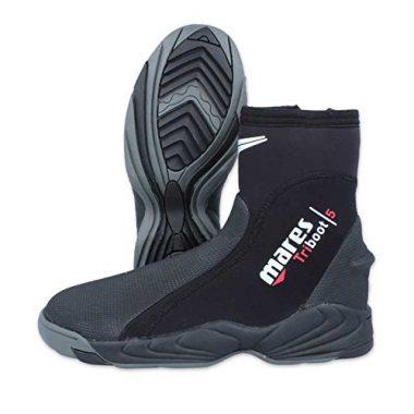 Fins, Footwear & Gloves Water Sports Responsible Aqua Lung Mens 5mm Superzip Ergo Boots