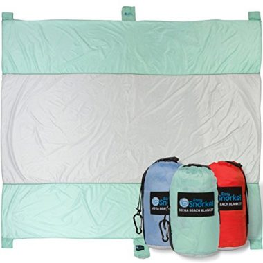 Mega Sand Proof Beach Blanket – XXL By Easy Snorkel