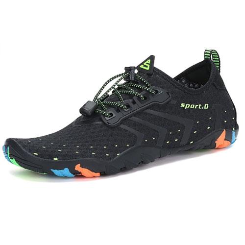 Mishansha Men's Women's Barefoot Aqua Sports Shoes for Sailing