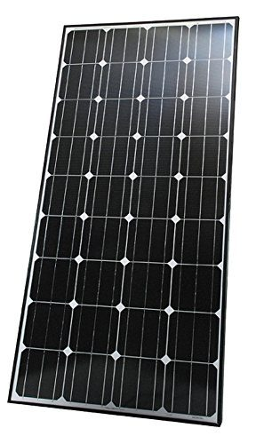 Nature Power 165W Solar Panel