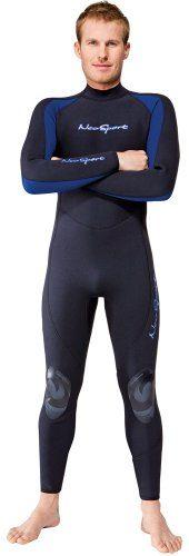 NeoSport Men's Windsurfing Wetsuit