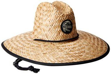 O'Neill Men's Sonoma Prints Straw Sun Hat