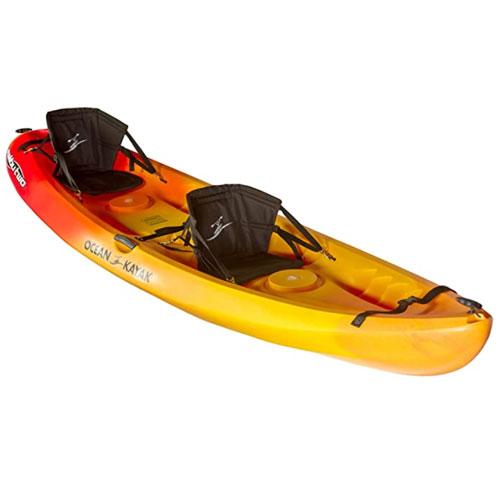 Ocean Kayak Two Malibu Tandem Kayak For Beginners