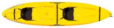 Ocean Kayak 12 Feet Malibu 2-Person Sit On Top Kayak For Kids