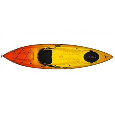 Ocean Fish Kayak Caper Classic Recreational Sit-On-Top