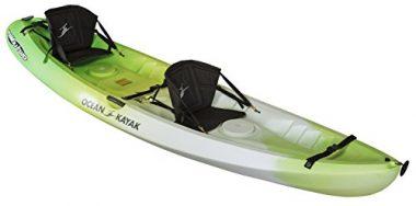 Malibu Ocean Kayak Tandem Sit-On-Top Recreational Kayak
