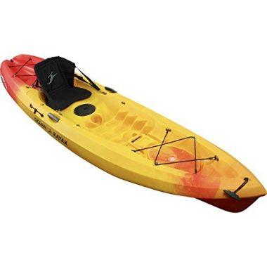 Ocean Fishing Kayak Scrambler 11 Sit-On-Top Recreational