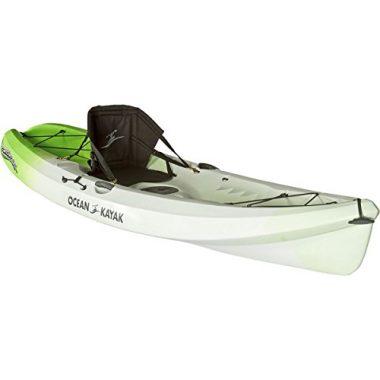 Ocean Kayak Scrambler 11 Sit On Top Recreational Kayak, Envy